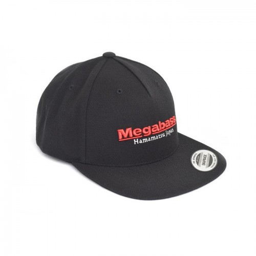 Megabass Casquette Classic Snapback