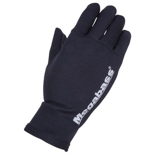 Megabass Ti Glove Black & White