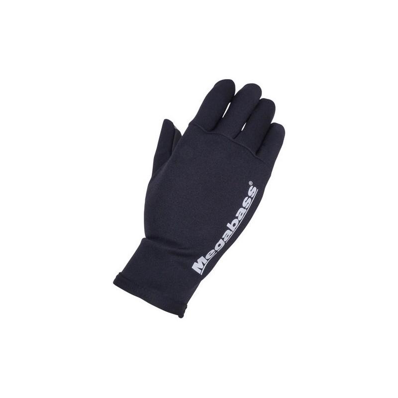Megabass Ti Glove Black & White