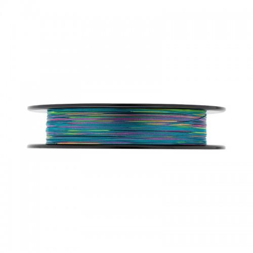 Daiwa J Braid X8 Tresse Multicolor - 150M