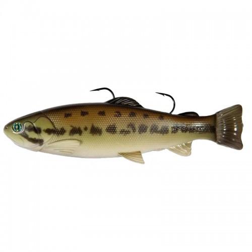 Defiant 210 Swimbait MS Black Bass