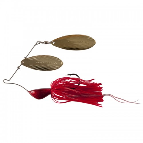 Megabass V Flat Power Bomb Fire Craw