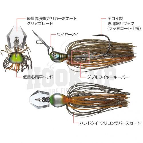 Evergreen Jack Hammer Stealth Blade 1/2oz - 14G