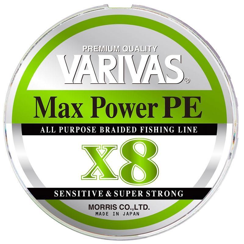 Varivas Max Power PE X8