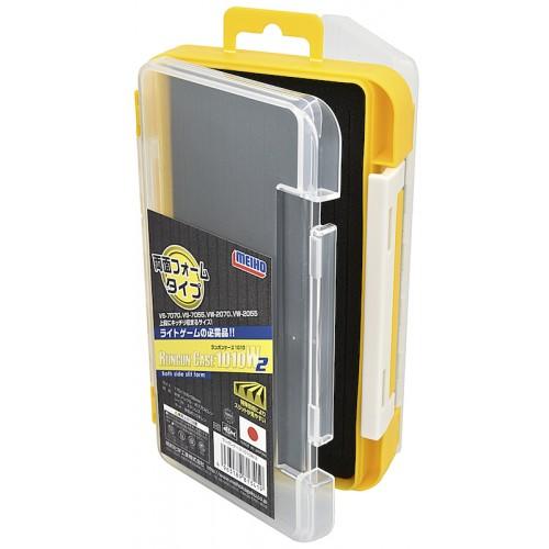 Meiho Run Gun Case 1010 W2 Yellow