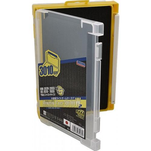 Meiho Run Gun Case 3010 W2 Yellow