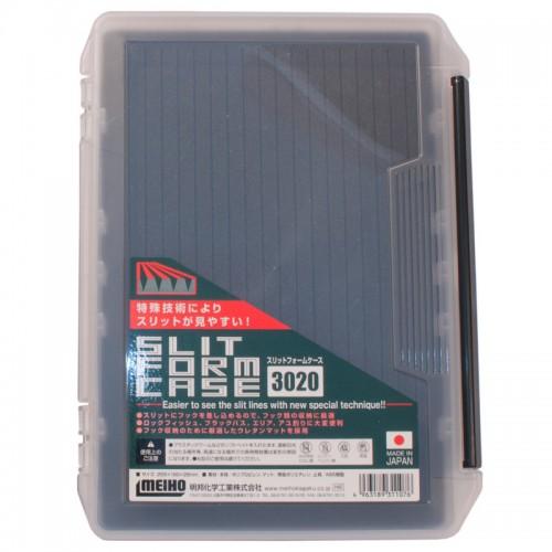 Meiho Slit Form Case 3020