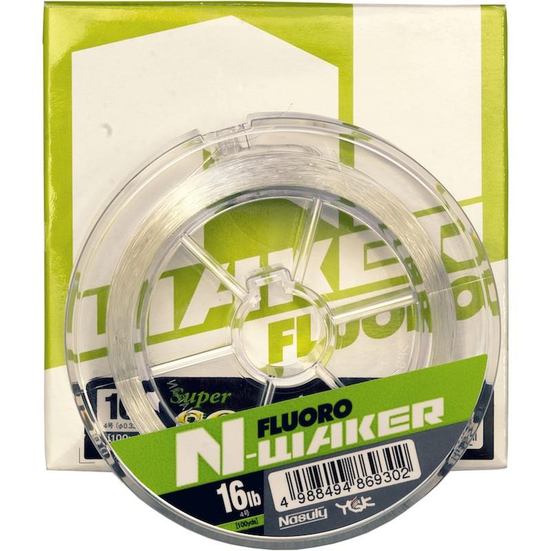 YGK N Walker Fluoro N380