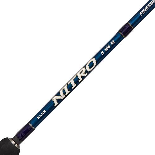 Illex Nitro Finesse S 198 M