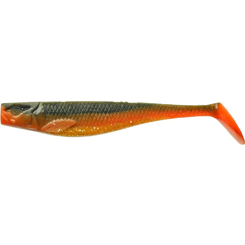 Illex Dexter Shad 200 UV Hot Orange