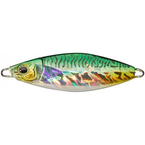 Illex Slow Lazy Jig 120G Green Mackerel
