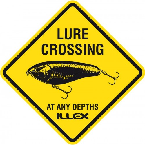 Illex Sticker Lure Crossing