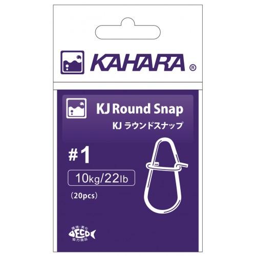 Kahara Round Snap