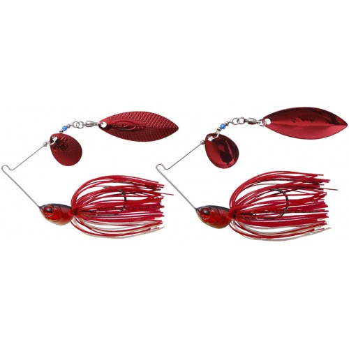 OSP High Pitcher 1/4 DW Bloody Shad
