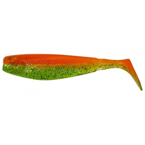 "Gunki G Bump 4.1"" - Orange Chart Belly"