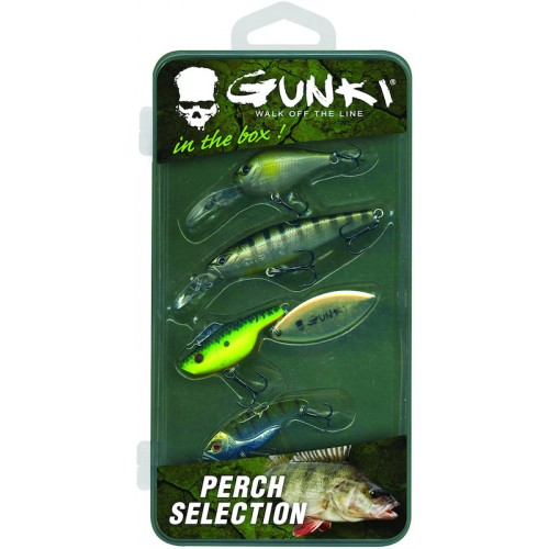 Gunki Box Perch Selection