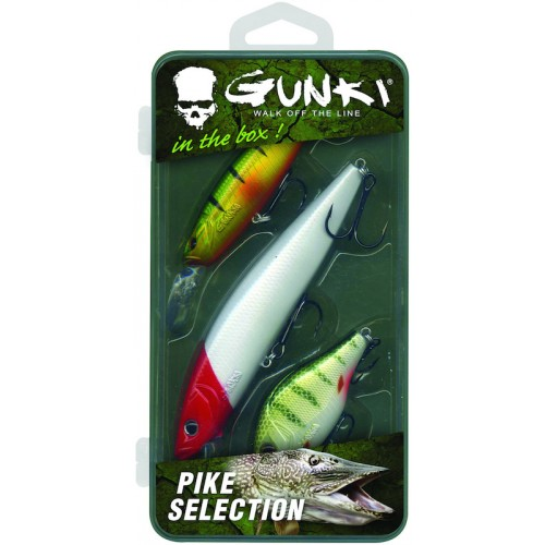 Gunki Box Pike Selection