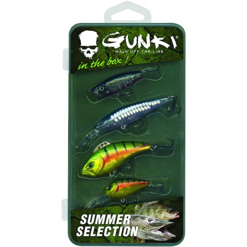 Gunki Box Summer Selection