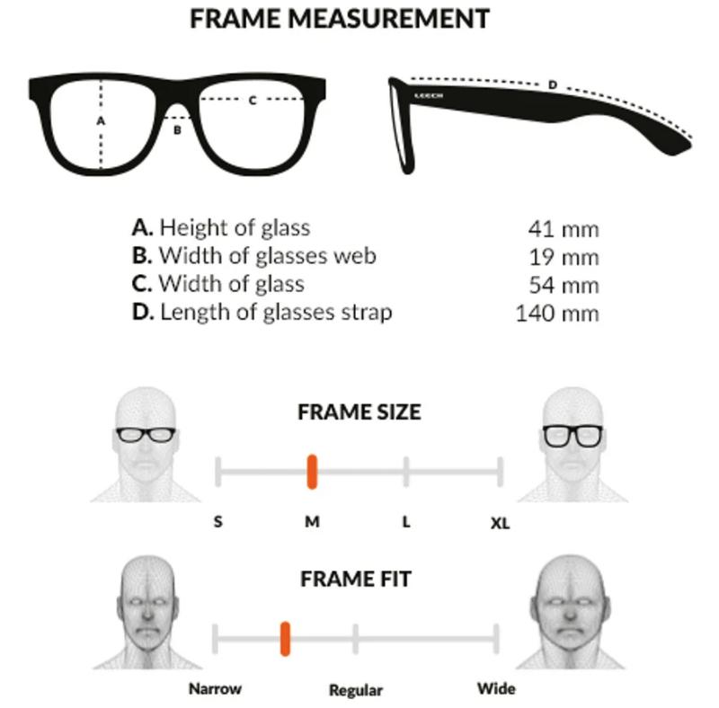 Buy Fishing Polarised Sunglasses Leech Reflex Blue