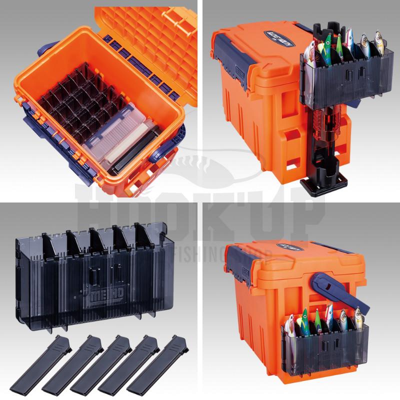 Buy Fishing Tackle Box Accessory Meiho Stocker BM 3010 D