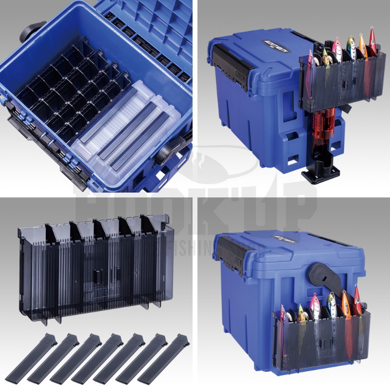 Buy Tackle Box Accessories Meiho Stocker BM 3020 D