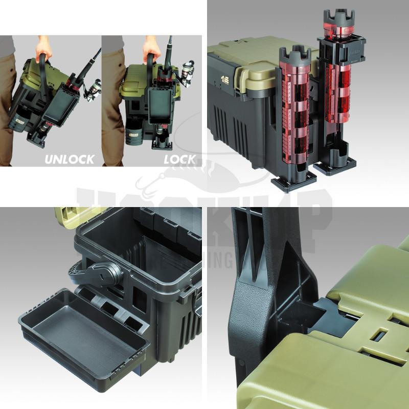 Buy Tackle Box Meiho VS 7080 N
