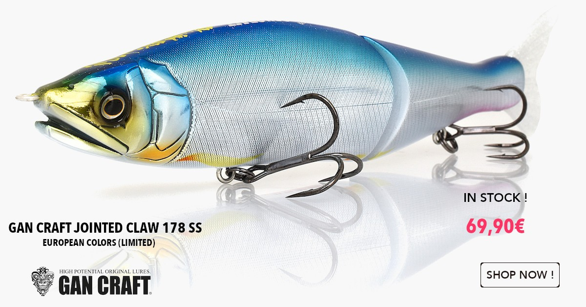 gan craft jointed claw