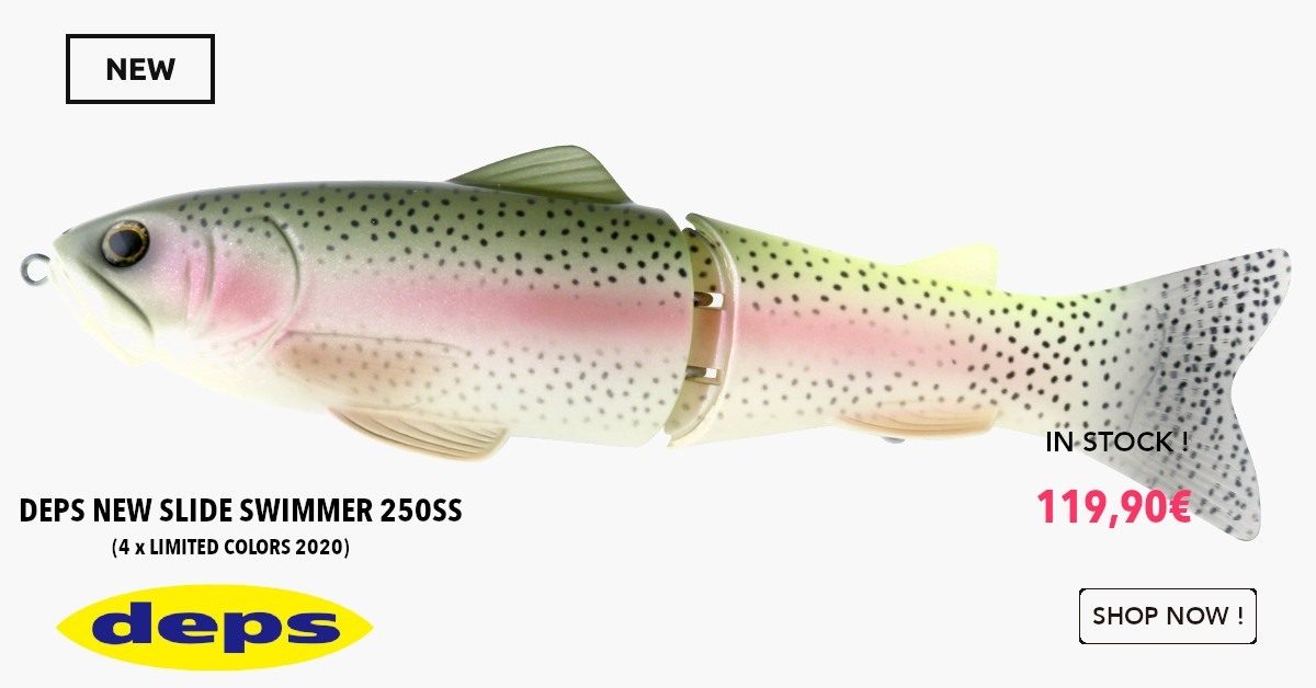 deps new slide swimmer 250 ss limited colors 2020