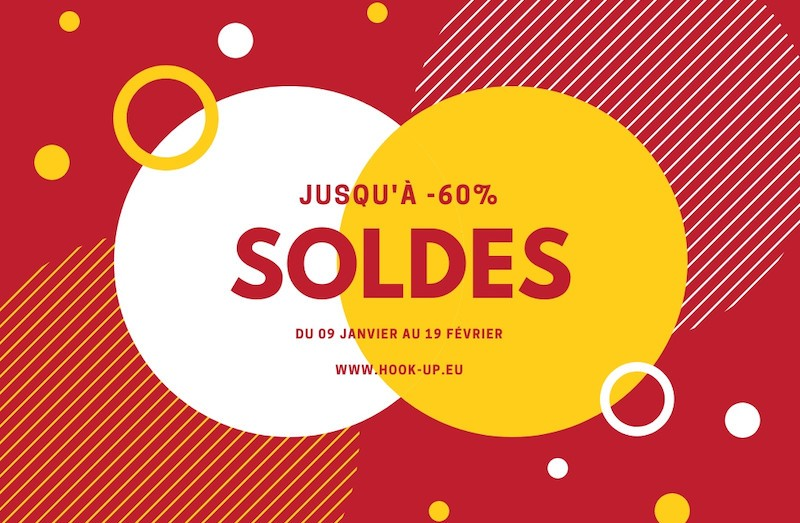 Soldes 2019 Hook Up