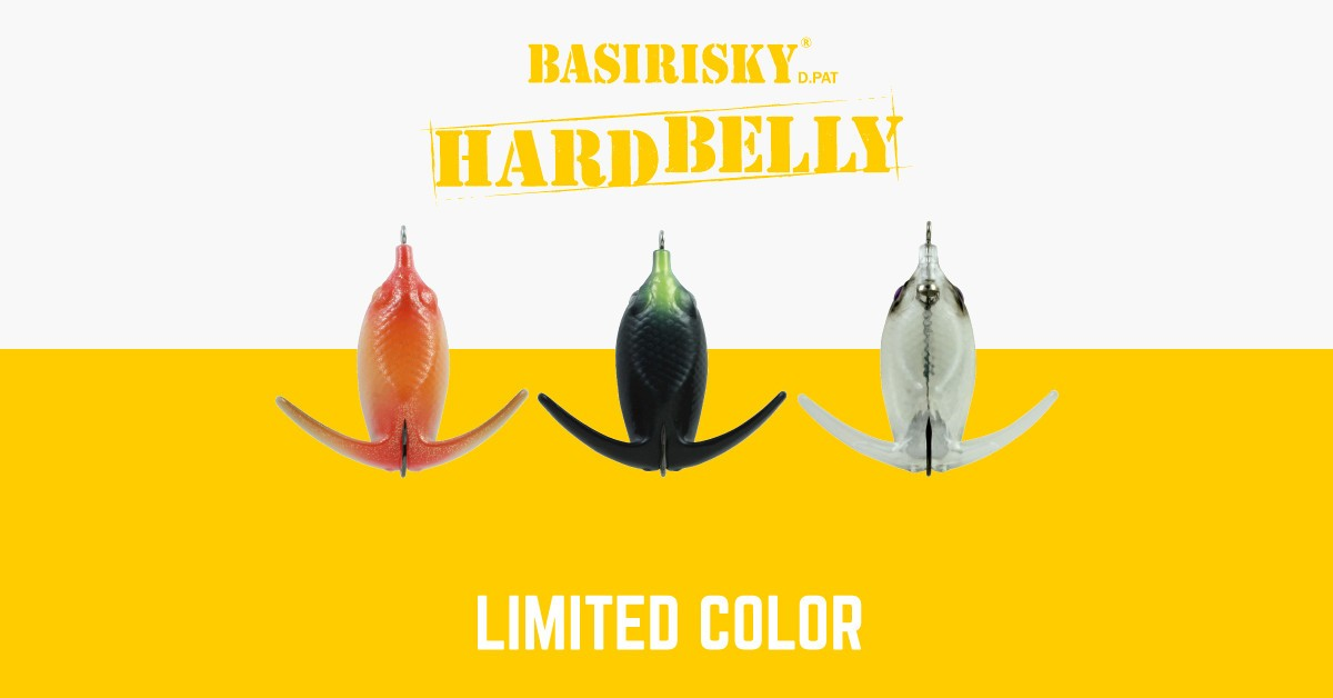 DEPS - Basirisky Hard Belly Limied Colors