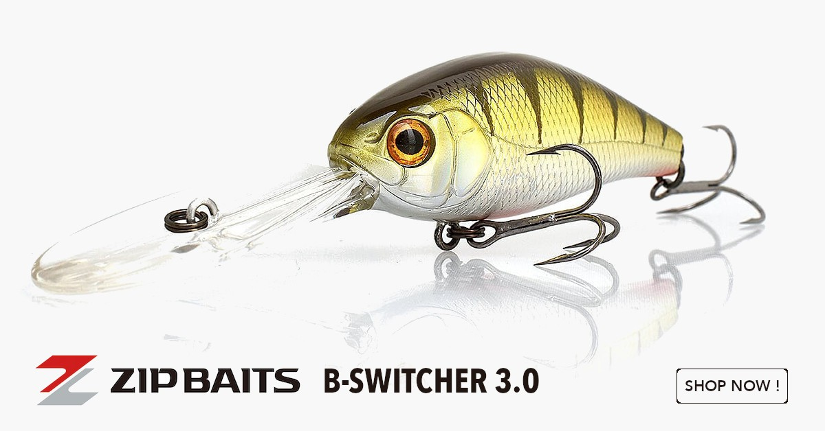 Zip Baits B Switcher 3.0